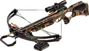 the Barnett Wildcat c5 crossbow is one the best options for less than a mid price
