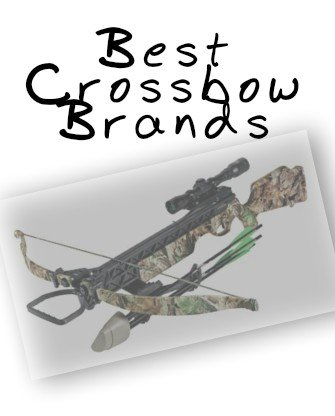 These are the top crossbow brands