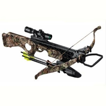 Excalibur Crossbow Matrix SMF Grizzly Crossbow Review