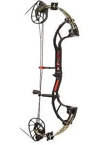 The PSE Full Throttle is the most powerful compound bow