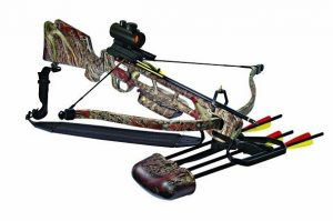arrow precision inferno fury crossbow is the best choice below $200
