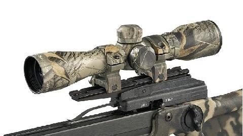 TRUGLO 4X32 Camo Crossbow Scope