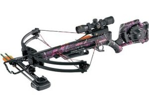 wicked ridge lady ranger -a crossbow made for the ladies