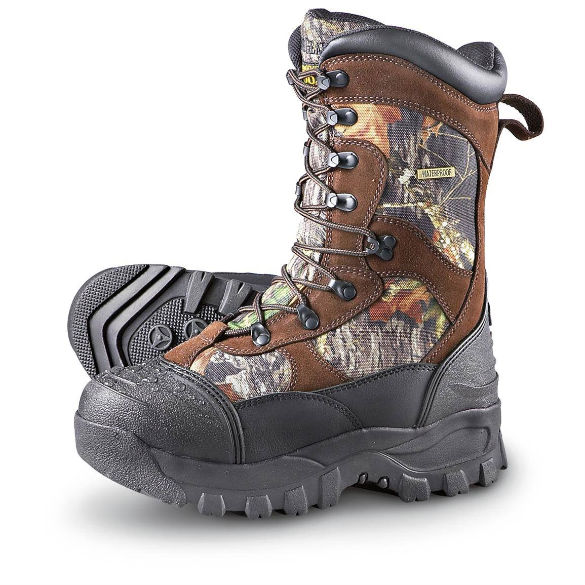 Best Hunting Boots 2018 Reviews Amp Top Comparison Chart