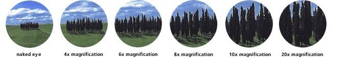 Hunting Binoculars Magnification
