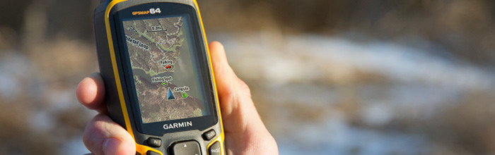 Garmin GPSMAP 64s High-Sensitivity