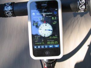 Biking GPS