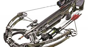 With the Barnett Ghost 375 anyone can afford a fast crossbow