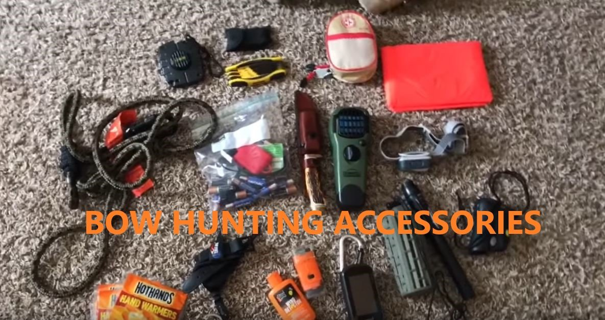 Must Have Bowhunting Accessories