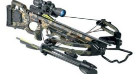 The Tenpoint Turbo Gt is a powerful Crossbow