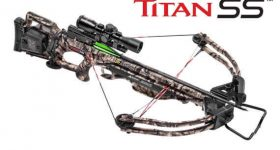 Tenpoint titan ss a light and fast option