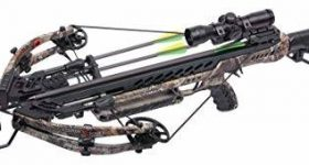 This is an image of CenterPoint AXCG200CK2 Gladiator crossbow