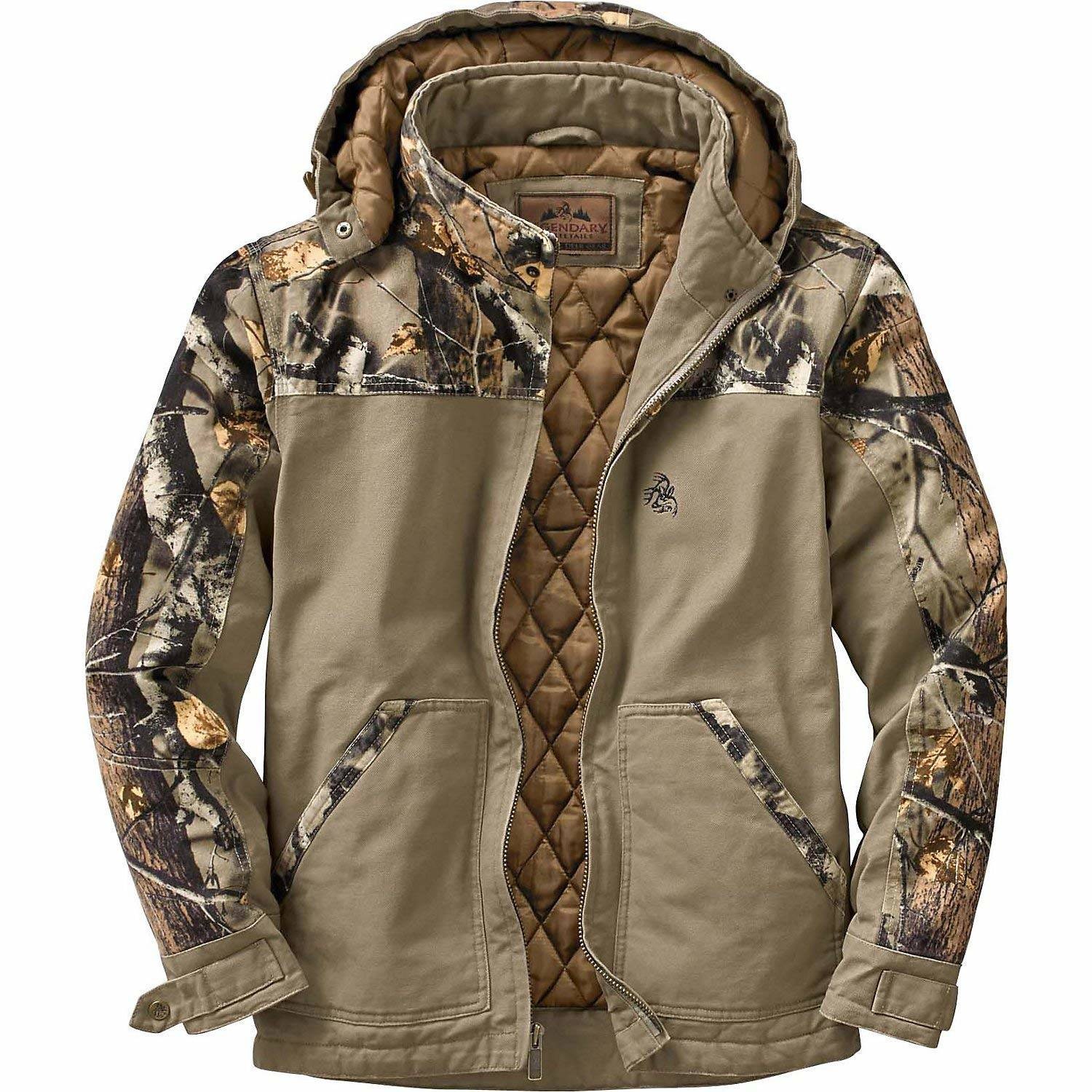 cb841bc64a4e8 Best Hunting Jackets For 2019 – Warm Camo Coats for Cold Weather