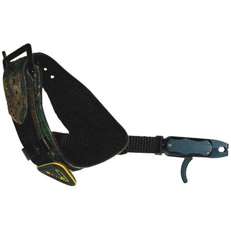 Scott Archery Shark Double Caliber Release Aid Dual 5-Hole Adjustment