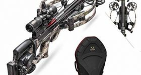 Image of a really fast crossbow from Tenpoint, the Nitro X