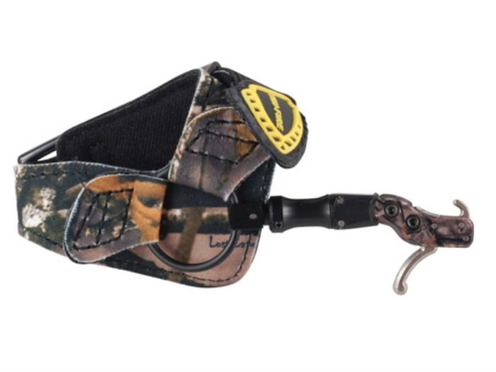 Details about  /360-degree automatic adjustment Archery Bow Wrist Thumb Release Tru Fire Release