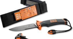 Gerber Bear Grylls Ultimate Serrated Knife image