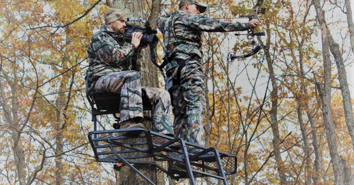 Best Tree Stand Reviews For 2020 Climbing Ladder Amp Hang On