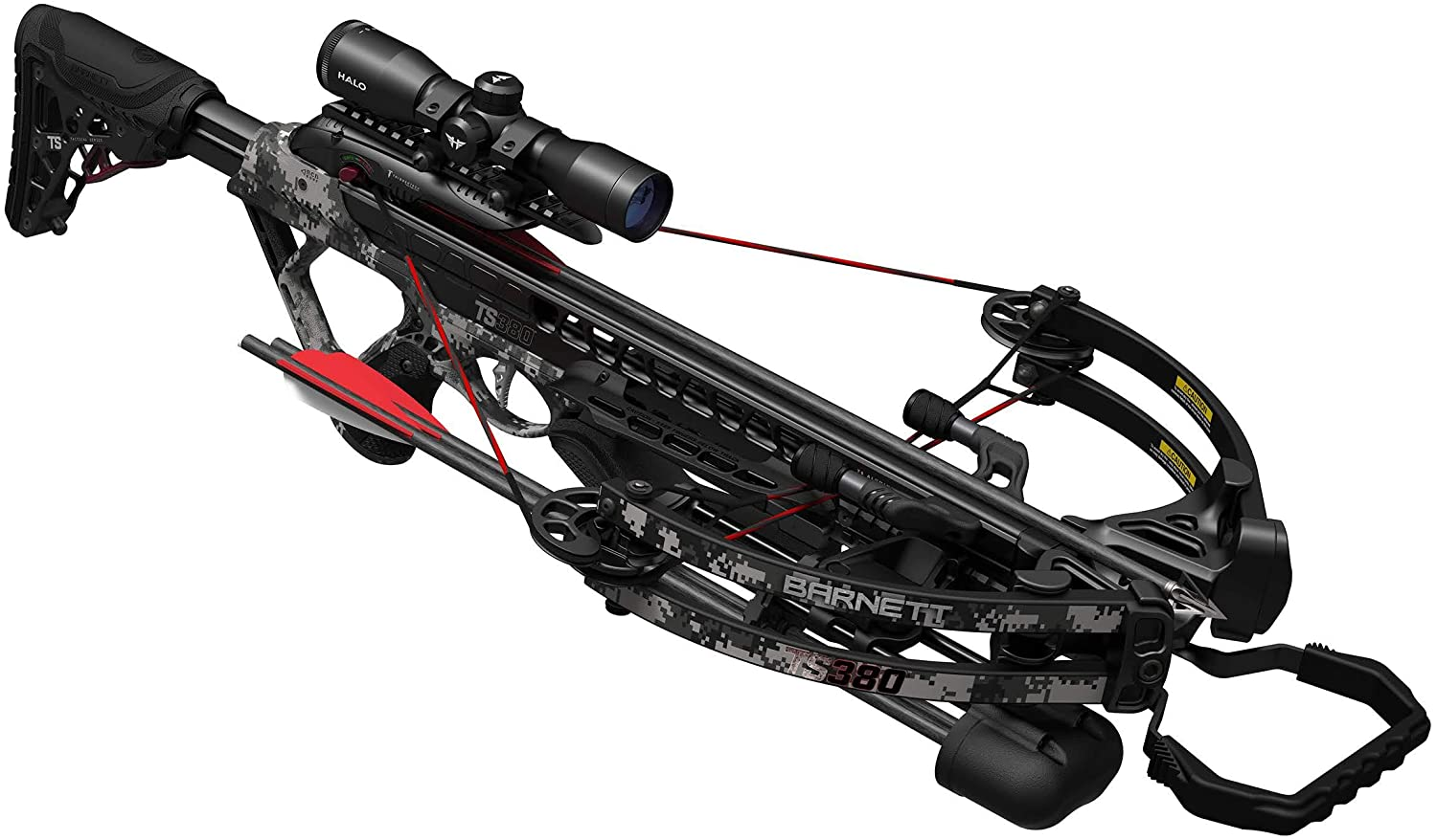 Barnett TS380 Crossbow Review