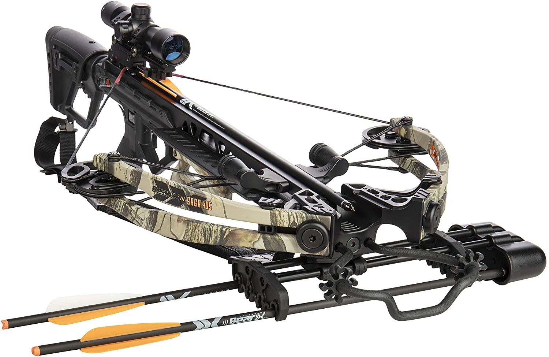 Bearx Saga 405 Crossbow Package