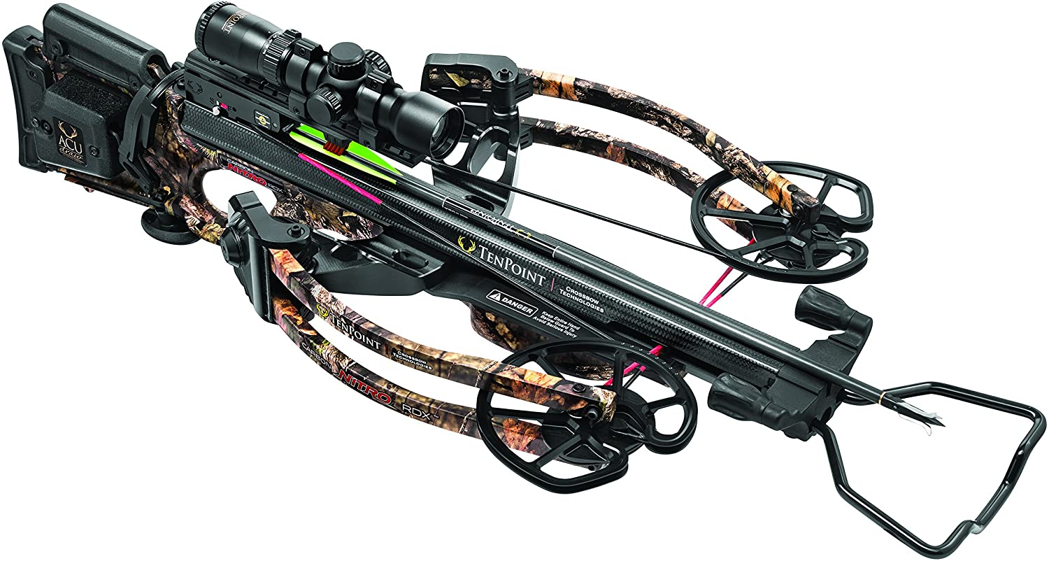 Carbon Nitro RDX Crossbow Review
