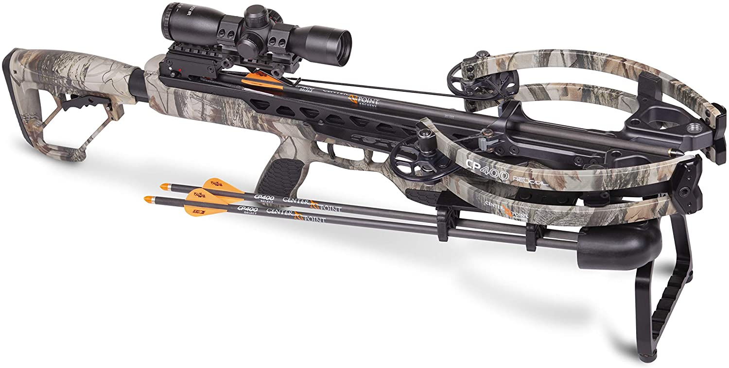 CenterPoint Cp400 Crossbow Review
