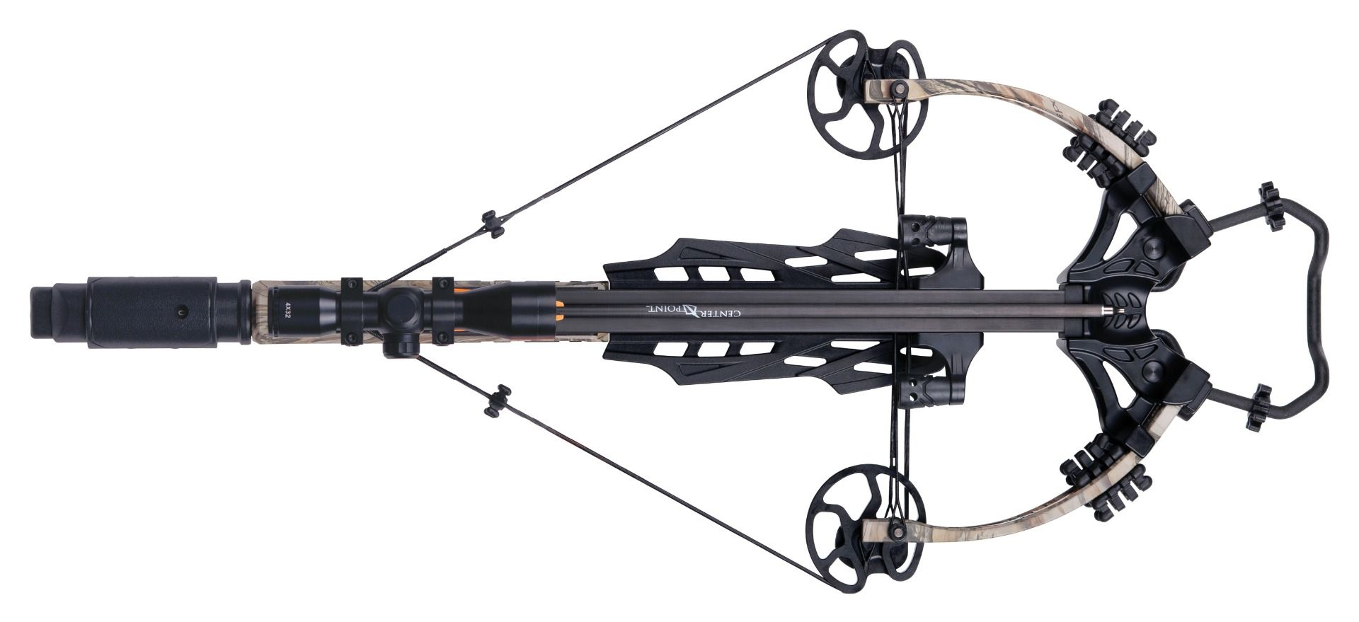 CenterPoint Heat 415 crossbow from top