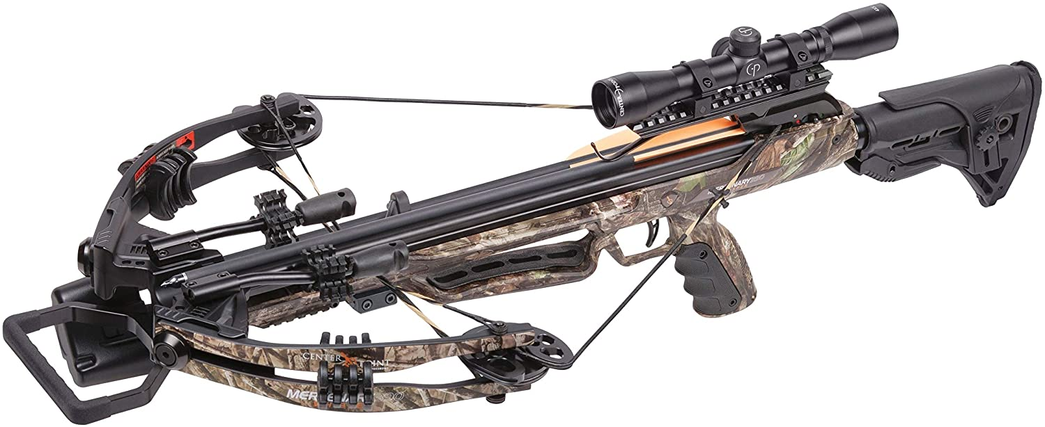 CenterPoint Mercenary 390 Crossbow Review