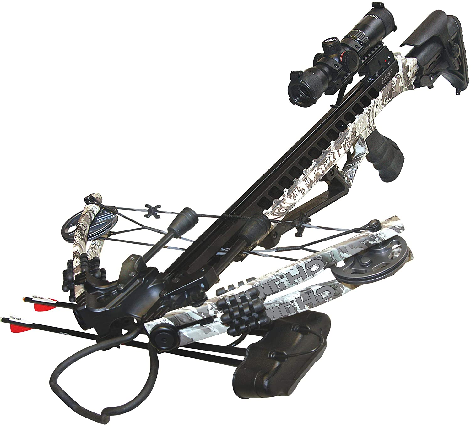 PSE FANG HD CROSSBOW REVIEW