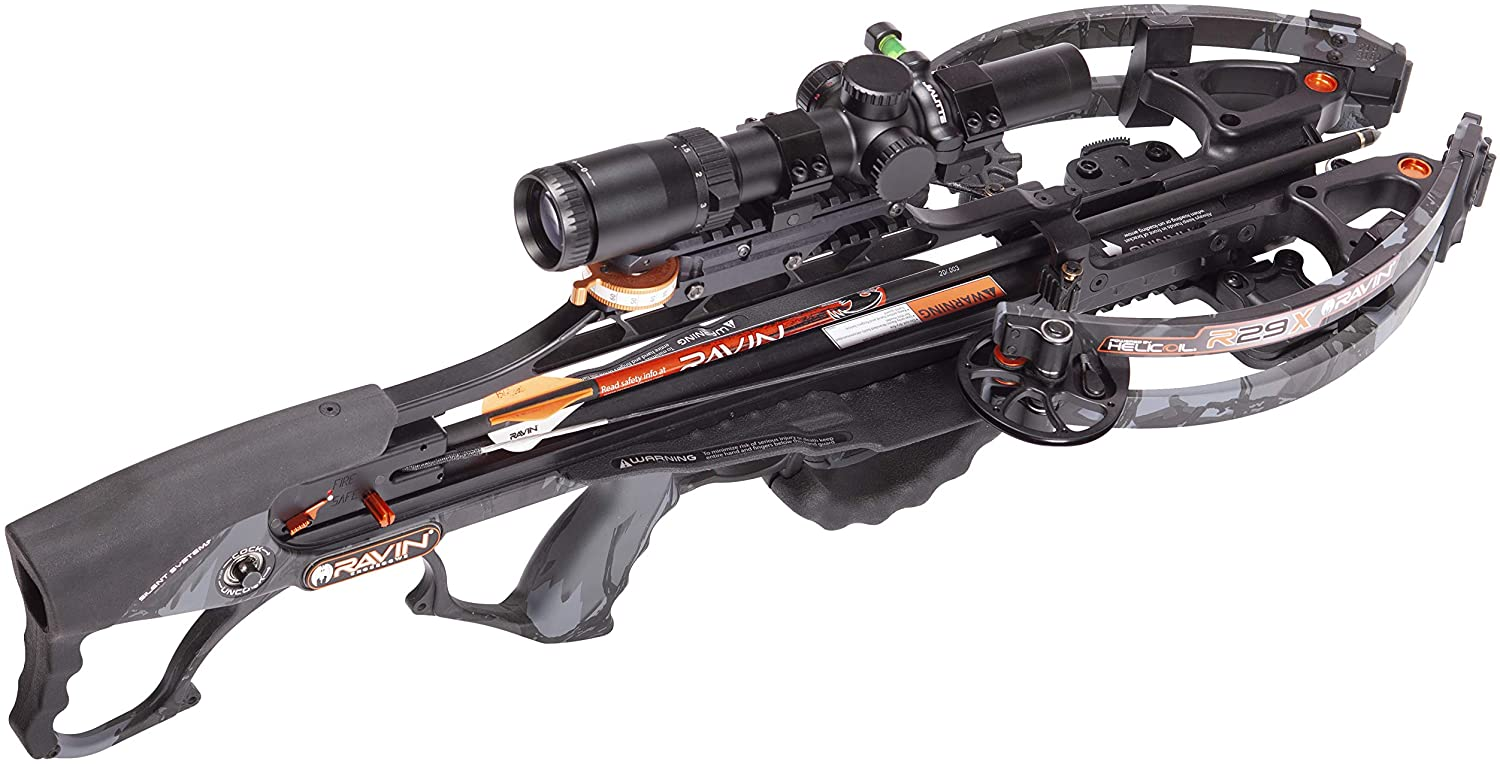 Ravin R29x Crossbow Review