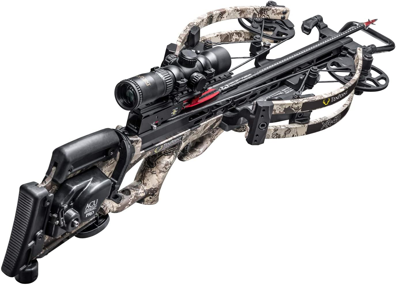 TenPoint XR-410 Crossbow Review