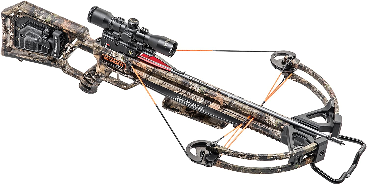 Tenpoint Invader x4 Crossbow Review