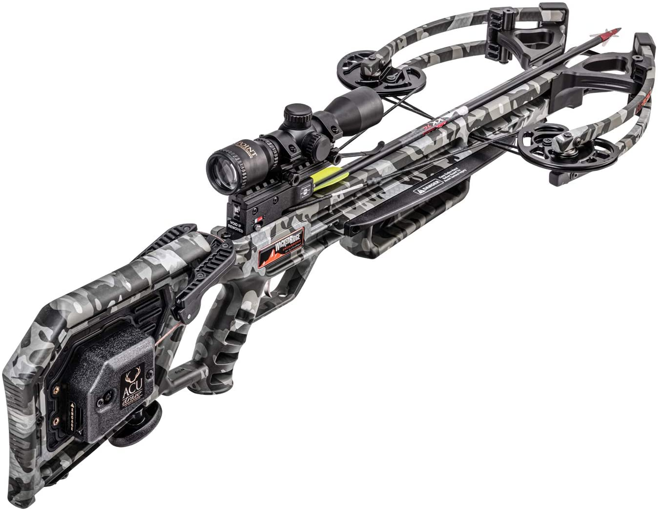 Wicked Ridge M370 Crossbow Review