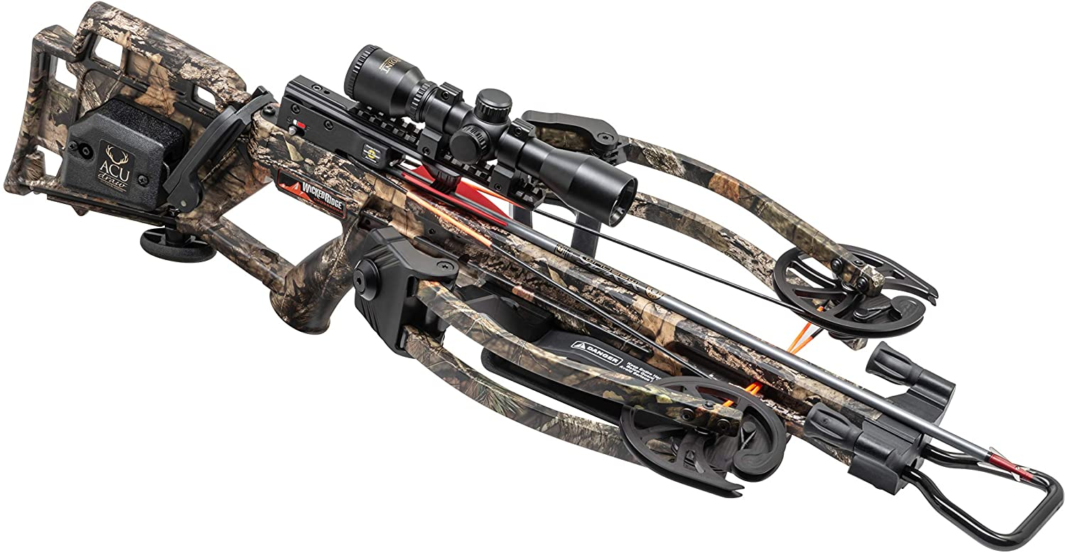 Wicked Ridge RDX 400 crossbow review
