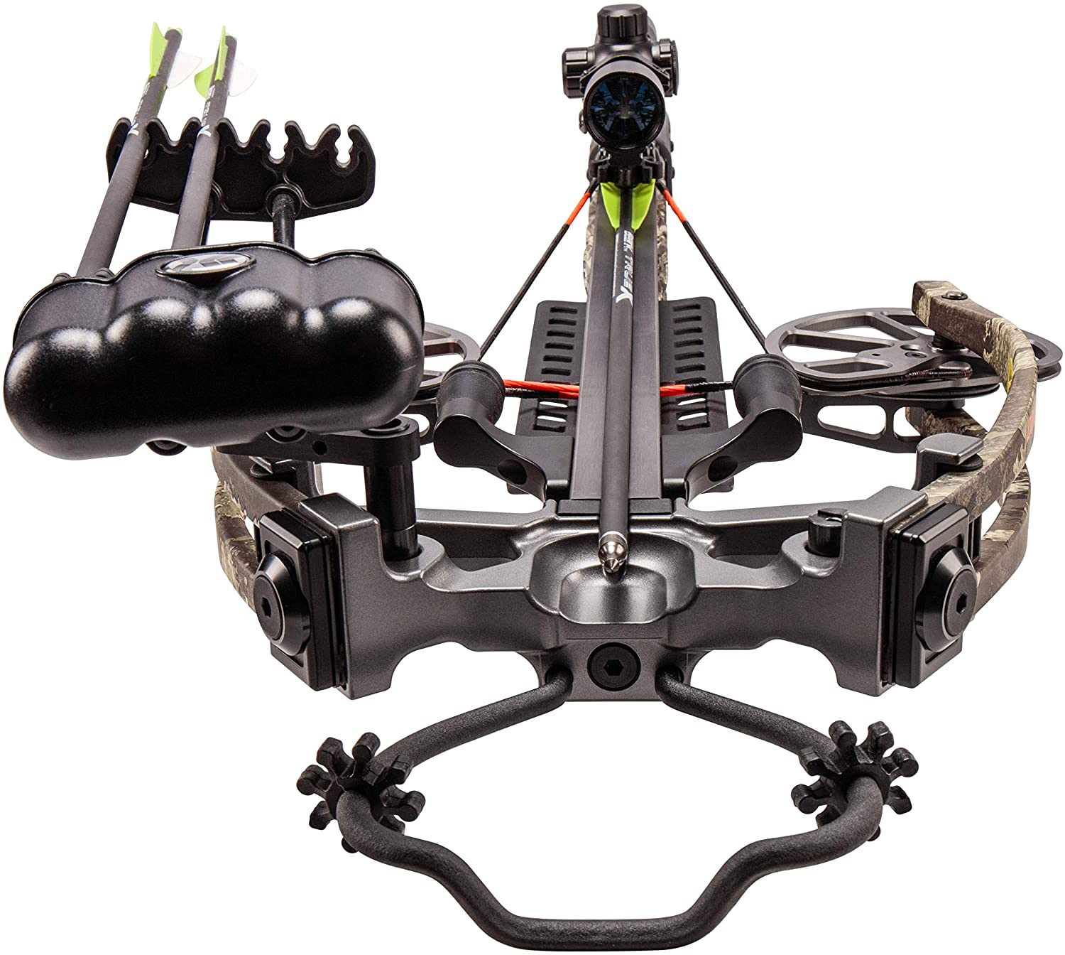 bearx constrictor crossbow package review
