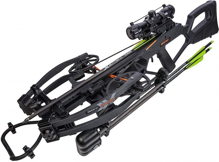 bearx intense cd crossbow review