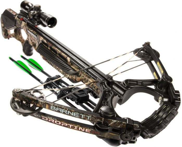 Barnett Droptine STR Crossbow Package