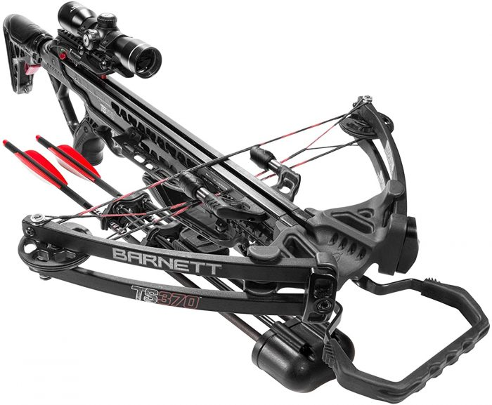 Barnett TS370 Crossbow Review
