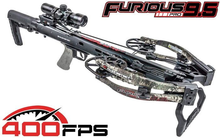 Killer Instinct Furious pro 9.5 crossbow review