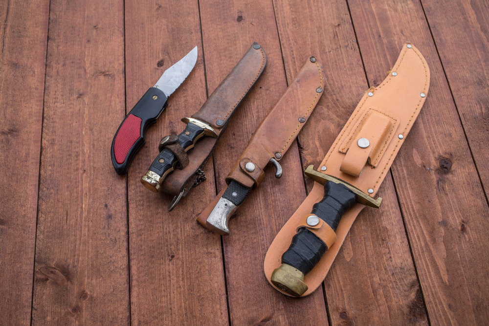 What is the best hunting knife?